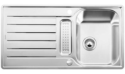 Blanco Küchenspüle »LANTOS 5 S-IF«, inklusive 1 Edelstahleinsatz kaufen