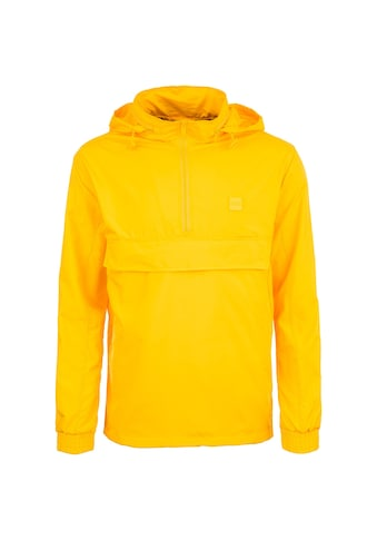 URBAN CLASSICS Allwetterjacke »Hidden Hood Pull Over« kaufen