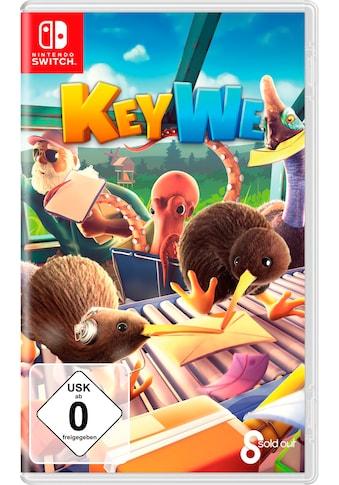 Nintendo Switch Spiel »KeyWe«, Nintendo Switch kaufen