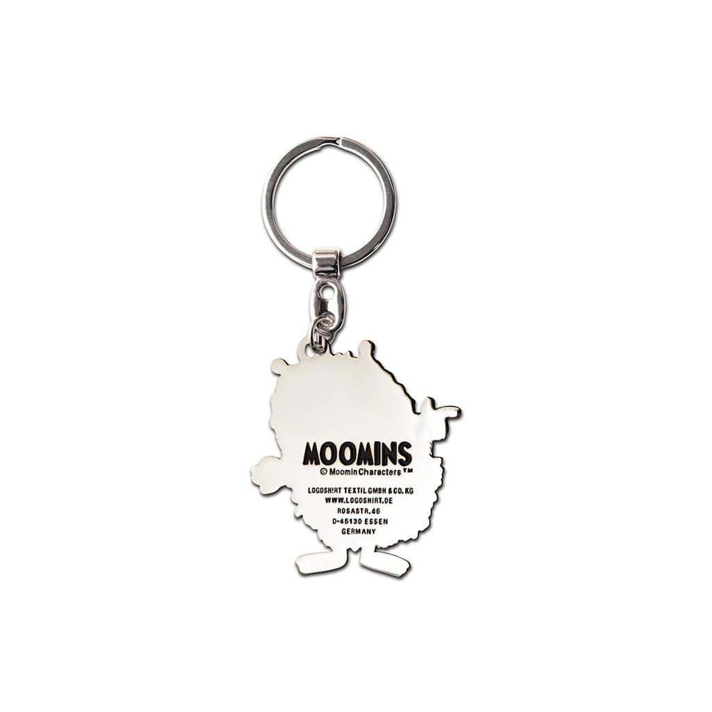 LOGOSHIRT Schlüsselanhänger Mumins - Stinky
