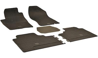 WALSER Passform-Fußmatten, Nissan, NP300 Navara-Pathfinder,... kaufen