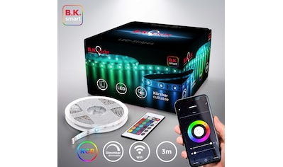 B.K.Licht LED - Streifen 90  - flammig kaufen