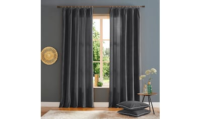 gardinen nach ma online bestellen baur. Black Bedroom Furniture Sets. Home Design Ideas