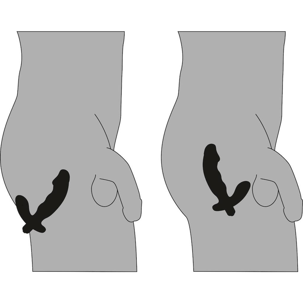 REBEL Analvibrator »Rebel Cock-shaped Vibe«, Prostata Stimulator