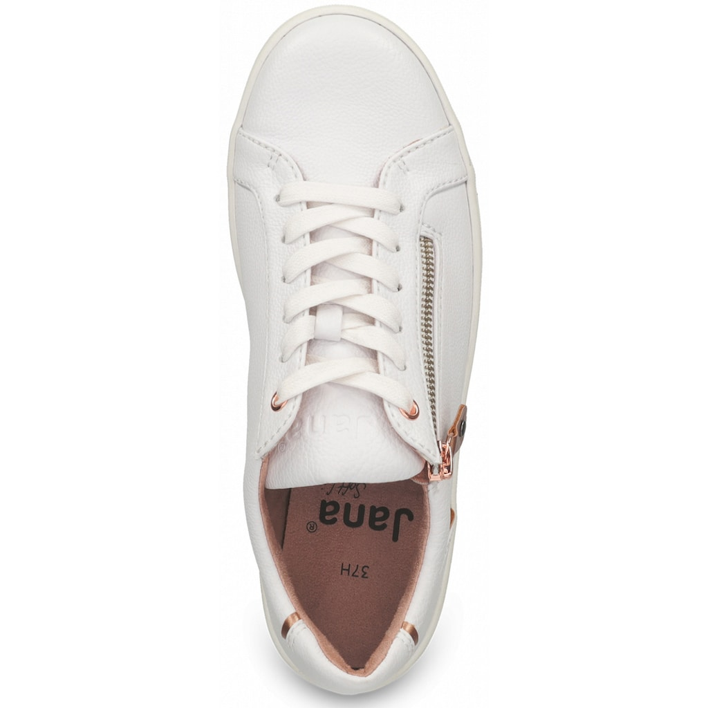 Jana Sneaker »Lederimitat«