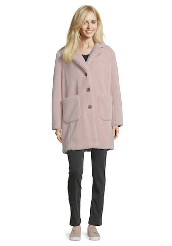 Betty Barclay Kunstfell - Jacke »mit Reverskragen« kaufen