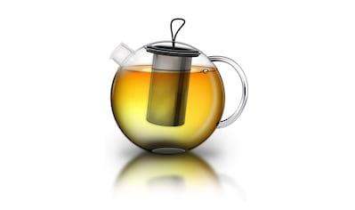 Creano Teekanne »Jumbo«, 1,5 l, (1), Borosilikatglas, 1,5 Liter kaufen
