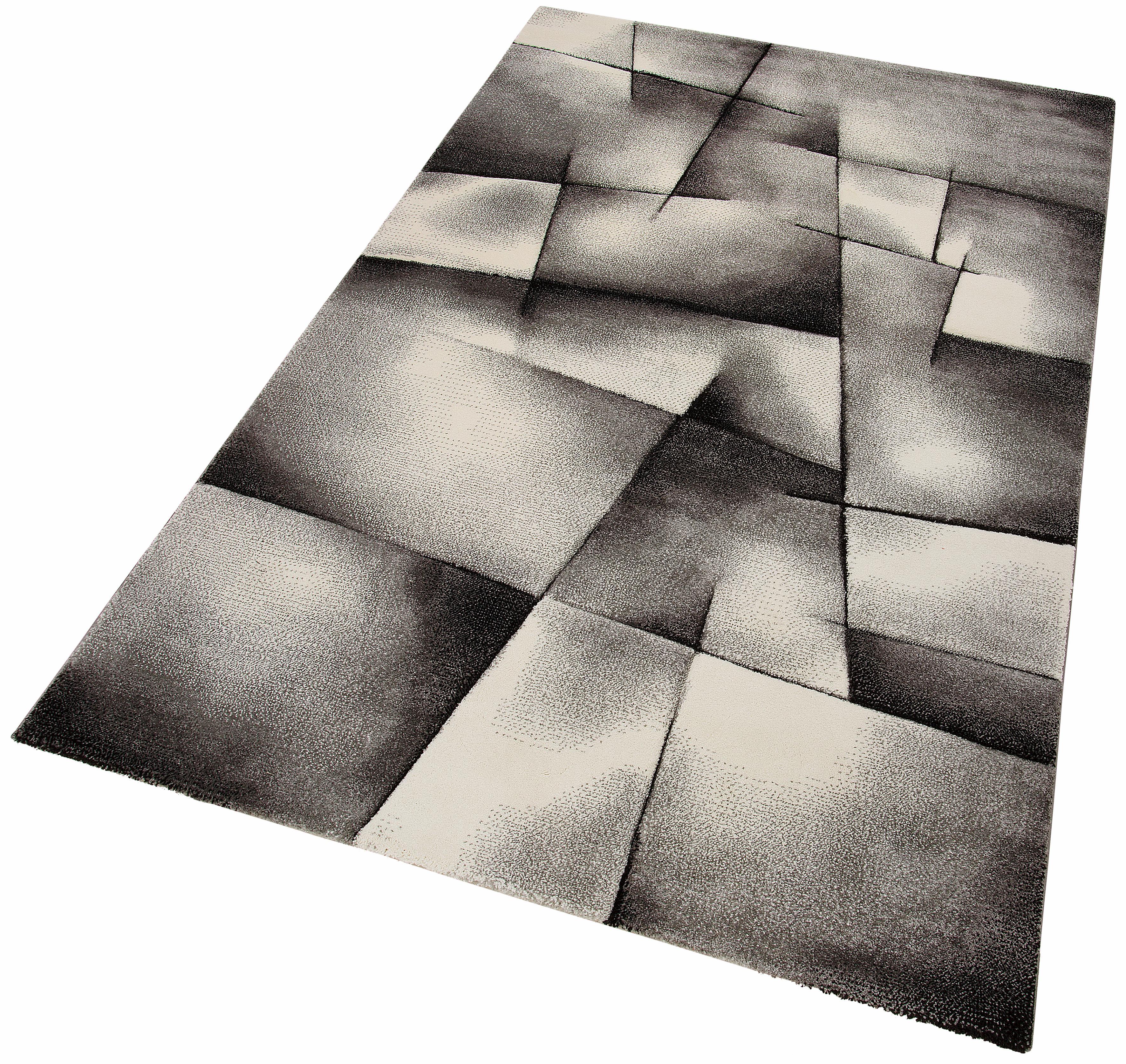 Teppich BRILLIANCE merinos rechteckig Höhe 13 mm maschinell gewebt