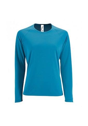 SOLS Longsleeve »Damen Performance T-Shirt Sporty, langärmlig« kaufen