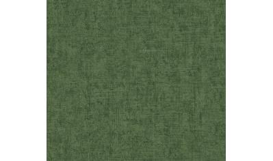 A.S. CRÉATION Vliestapete »Greenery Uni in Vintage Optik« kaufen