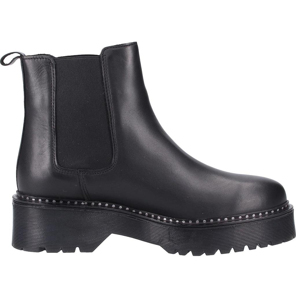 Sansibar Ankleboots »Leder«