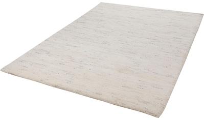 THEKO Wollteppich »Taza Royal«, rechteckig, 28 mm Höhe, echter Berber, reine Schurwolle, handgeknüpft, Wohnzimmer kaufen
