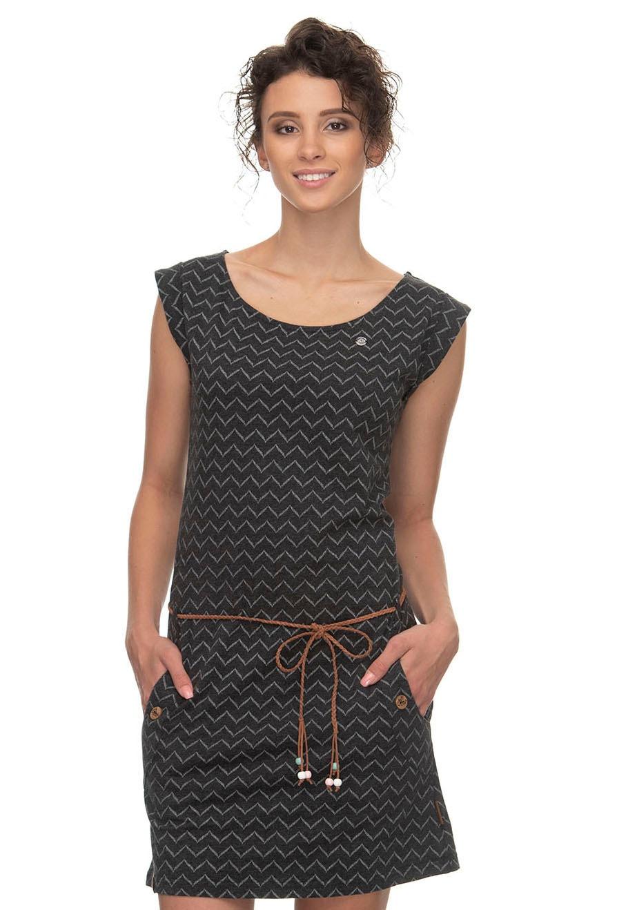 ragwear -  Shirtkleid TAG ZIG ZAG