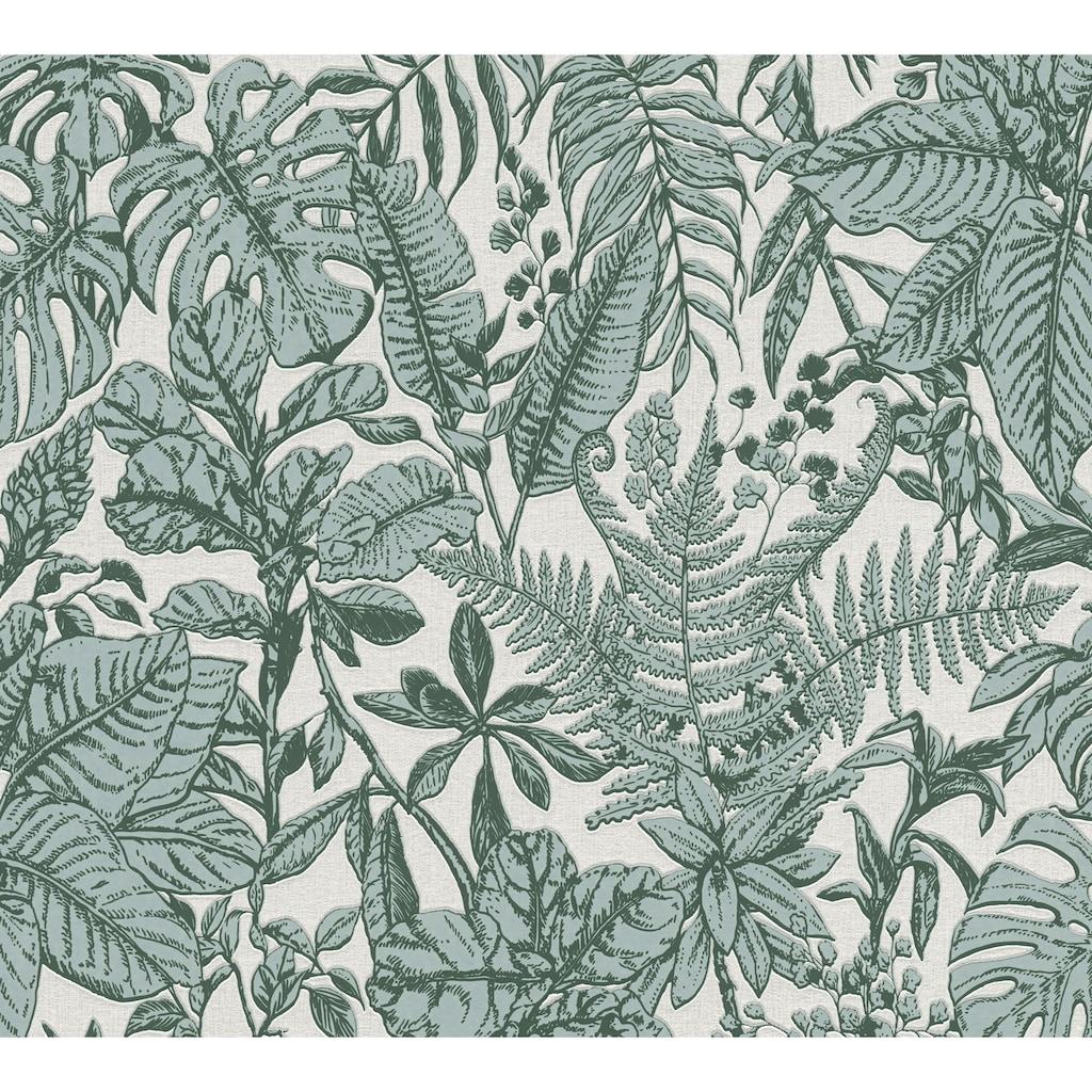 Daniel Hechter Vliestapete »Dschungel«, botanisch-tropisch, Dschungel