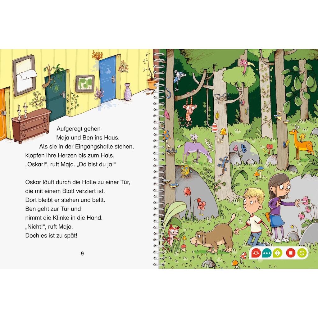 Ravensburger Buch »tiptoi®, Lese-Lausch-Abenteuer Zauberwald«, ; Made in Germany