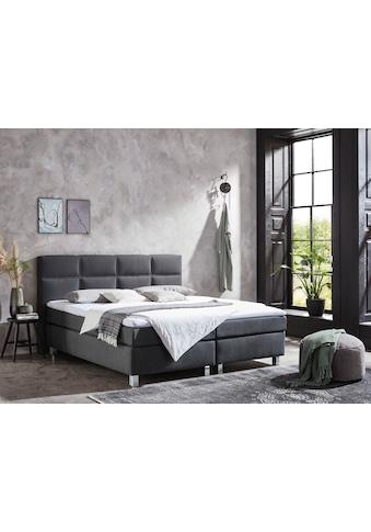Westfalia Schlafkomfort Boxspringbett, mit Topper kaufen