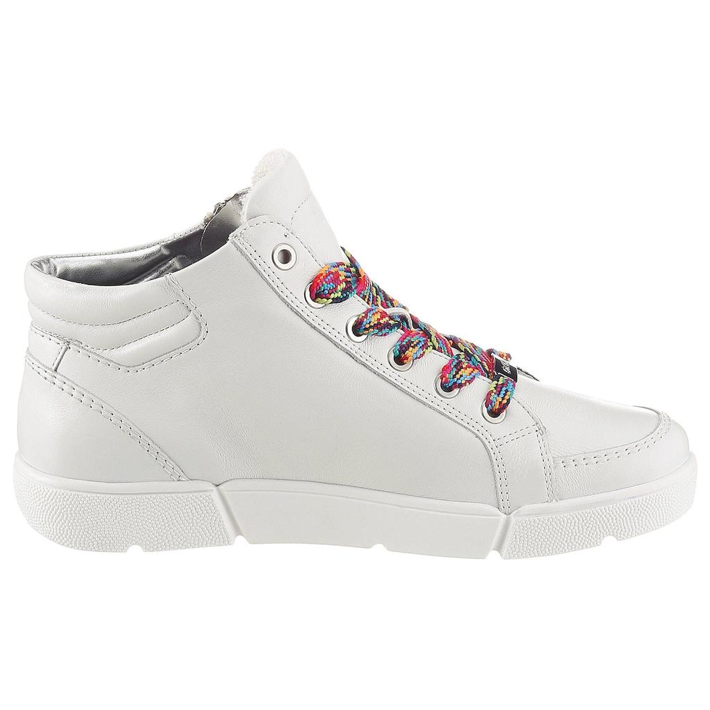 Ara Sneaker »ROM«, mit seitlichem Reißverschluss