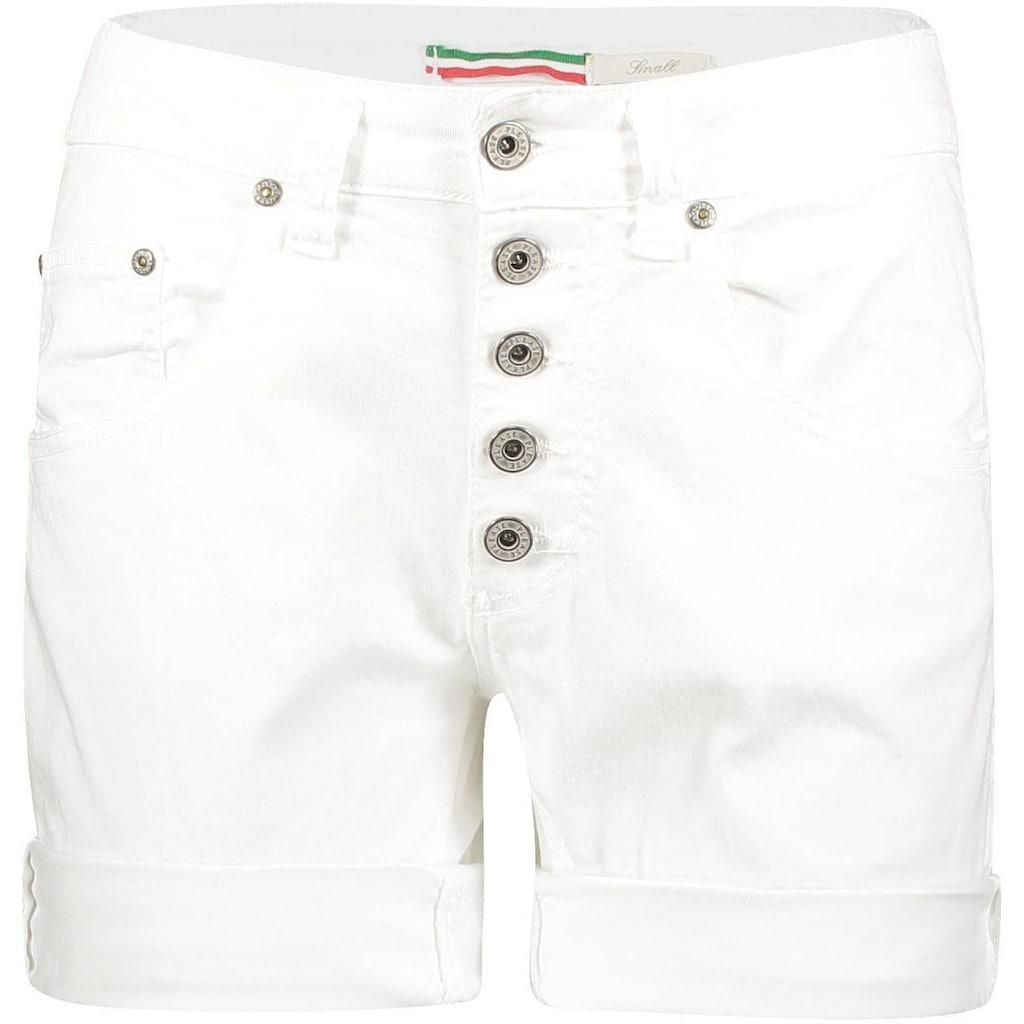 Please Jeans Jeansshorts »P88A«, Boyfriend-Cut