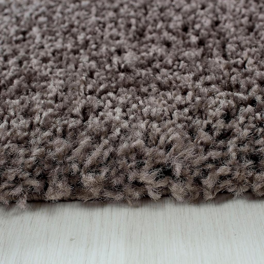 Ayyildiz Hochflor-Teppich »Life Shaggy 1503«, rechteckig, 30 mm Höhe, Wohnzimmer