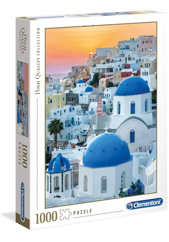 Clementoni® Puzzle »High Quality Collection - Santorini«, Made in Europe kaufen