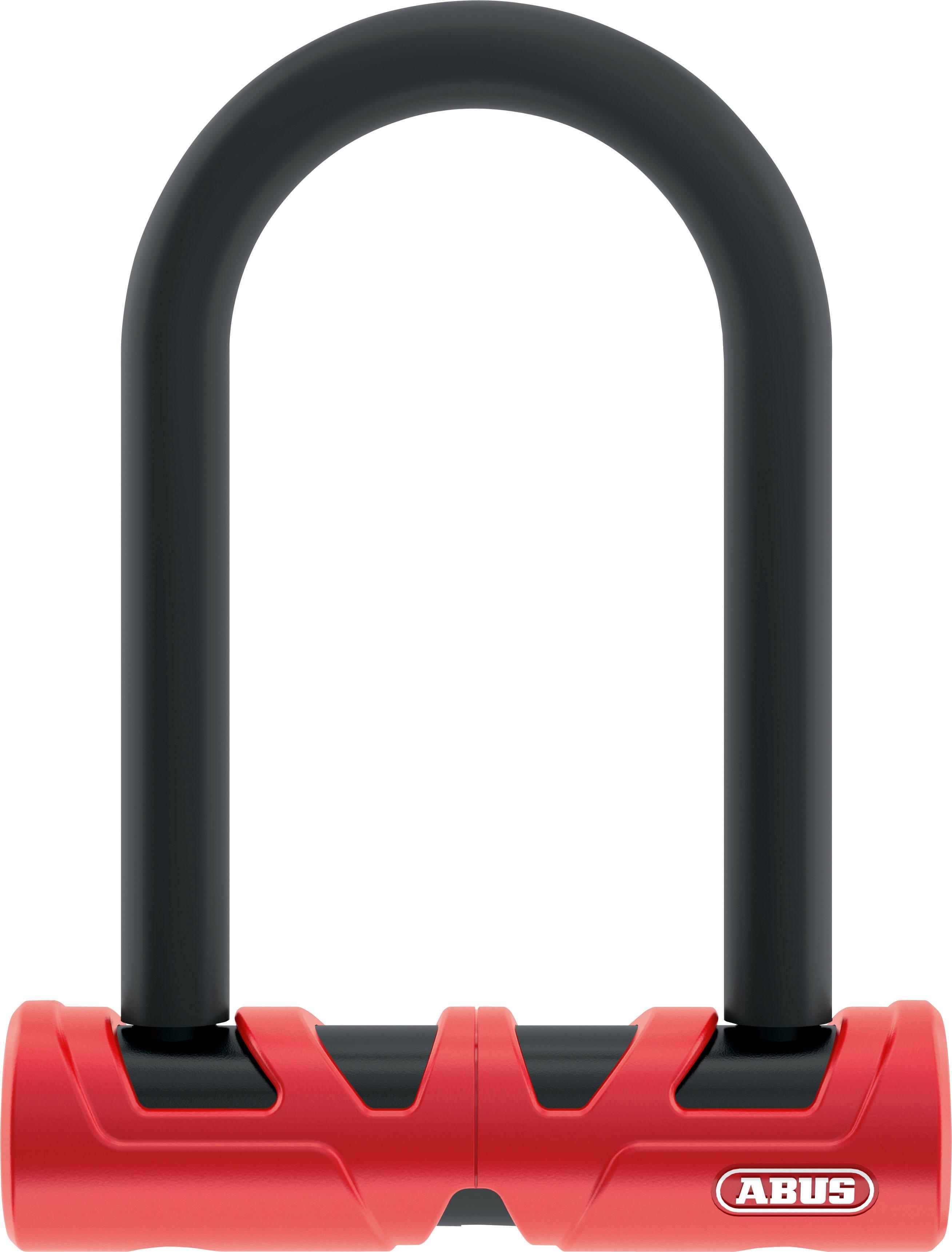 ABUS Bügelschloss 420/150HB140+USH+10/120 Ultimate Technik & Freizeit/Sport & Freizeit/Fahrräder & Zubehör/Fahrradzubehör/Fahrradschlösser/Bügelschlösser
