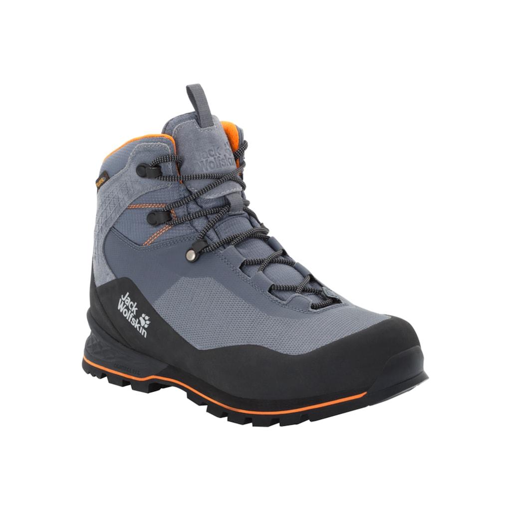Jack Wolfskin Trekkingschuh »WILDERNESS LITE TEXAPORE MID M«