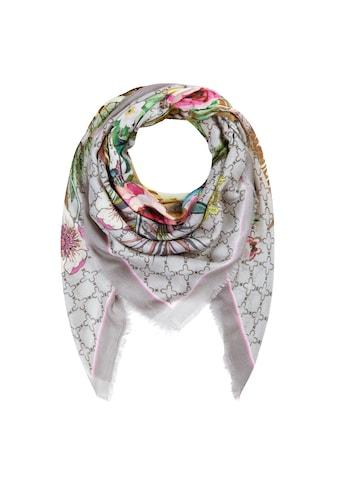 Codello Halstuch, mit Flower-Print aus Modal und Seide kaufen
