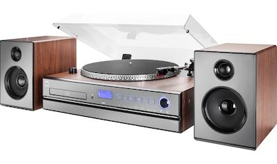 Dual »NR 100 X« Radioplattenspieler kaufen