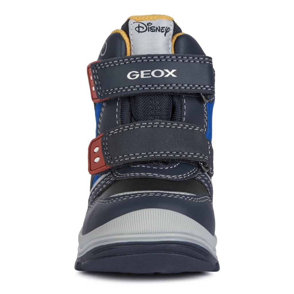 Geox Kids Winterstiefel »Disney Blinkschuh FLANFIL BOY«