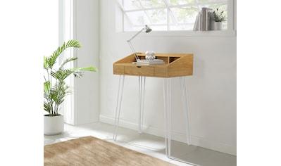 COUCH♥ Stehpult »In Höchstform«, Beine aus Metall, 1 Schublade, Breite 90 cm kaufen