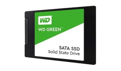 "Western Digital Green SSD 480GB 2.5""/7mm SATA »interne Festplatte« kaufen"