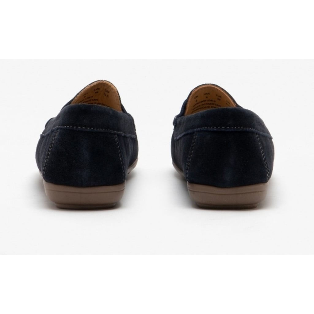 Hush Puppies Loafer »Damen Margot Wildleder Schuh«