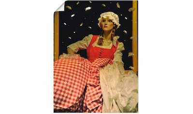 Artland Wandbild »Frau Holle« kaufen