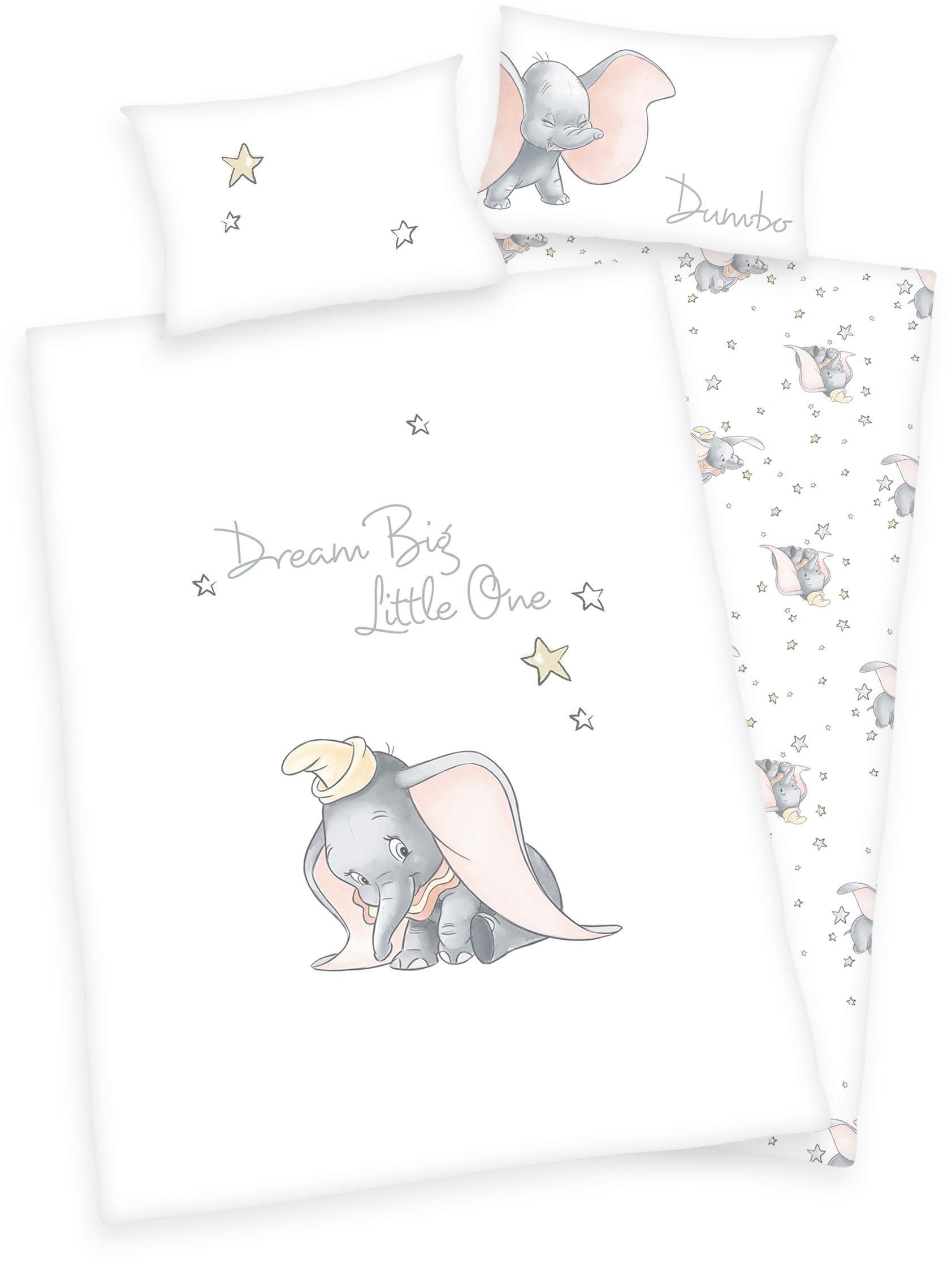 Babybettwäsche Disney´s Dumbo Walt Disney