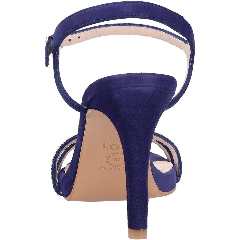 Lodi High-Heel-Sandalette »Leder«