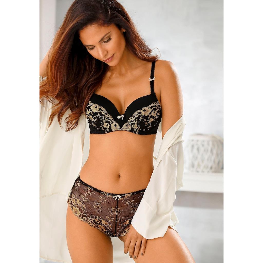 LASCANA Panty »Fabiola«, aus Vollspitze