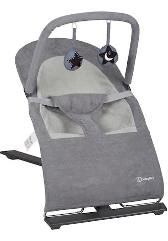 BabyGo Babywippe »Fancy, grey«, bis 9 kg kaufen