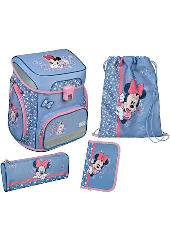 Scooli Schulranzen »EasyFit, Minnie Mouse« (Set, 5 tlg.) kaufen
