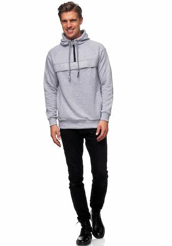 Rusty Neal Kapuzensweatshirt »Hoodie«, mit frontalem Marken-Schriftzug kaufen