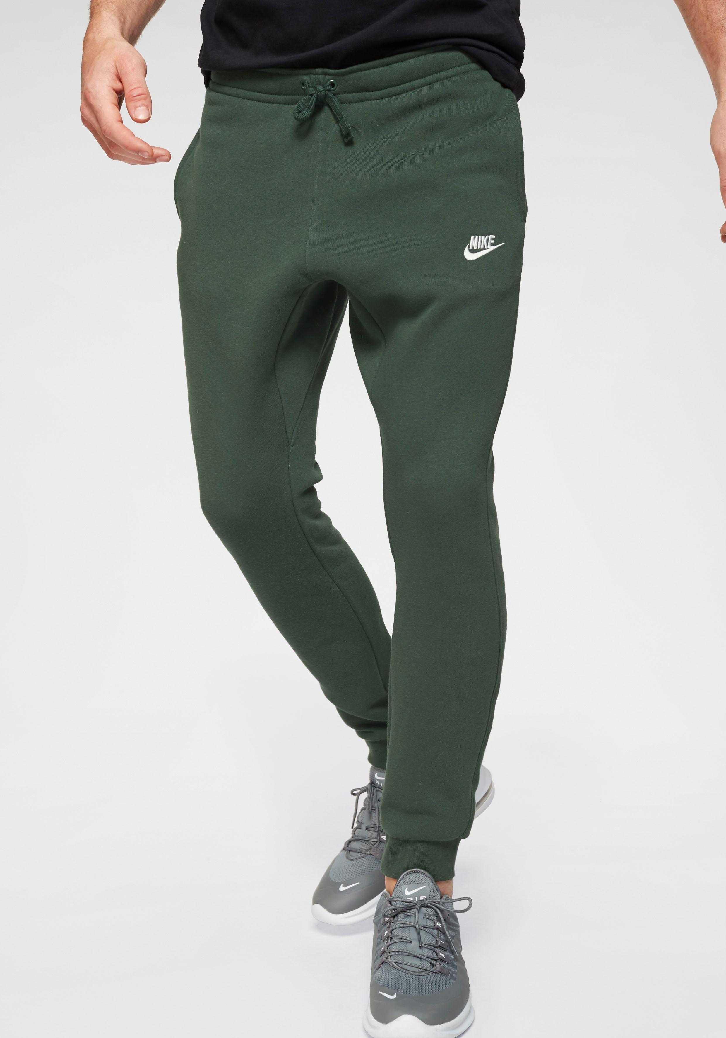 Nike Sportswear Jogginghose NSW JOGGER | Sportbekleidung > Sporthosen | Grün | Nike Sportswear