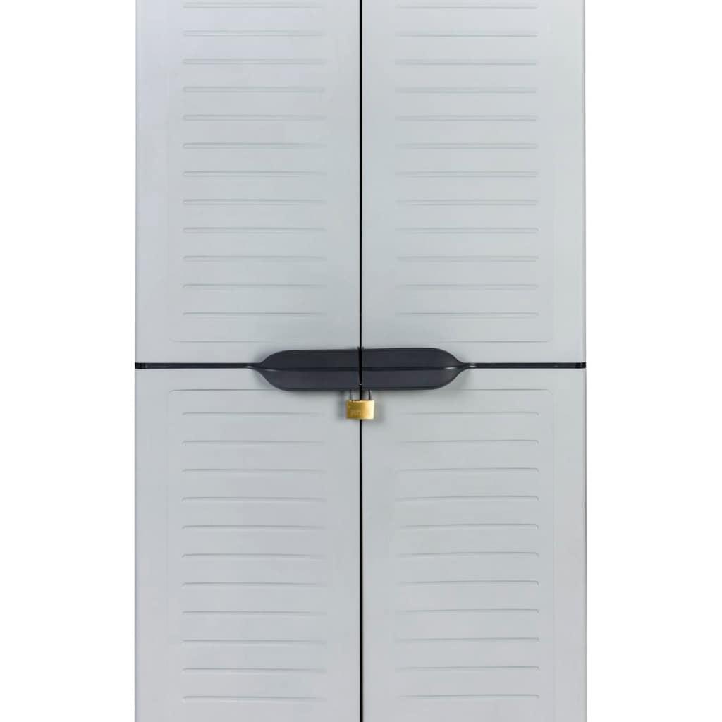 Kreher Mehrzweckschrank »Elite«, (Set), B/T/H: 65x45x171 cm, abschließbar