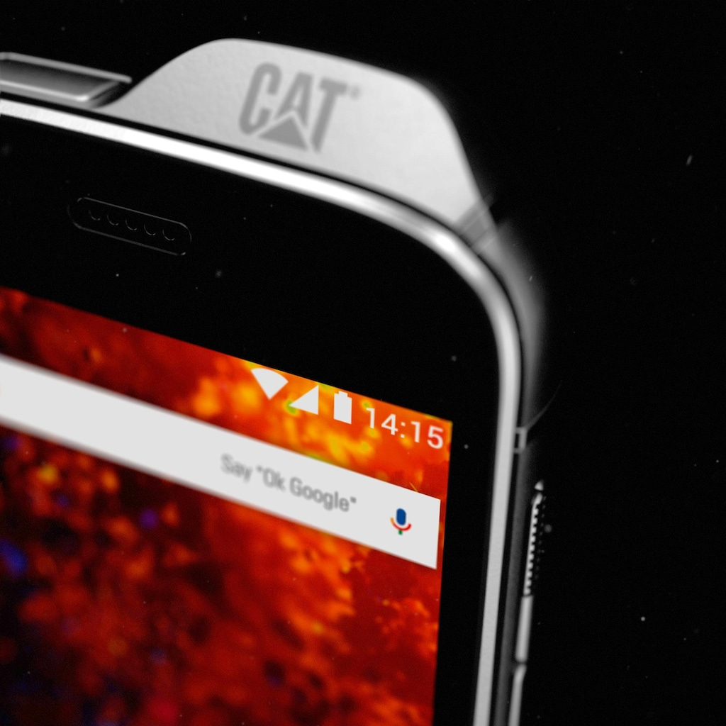 "CAT Smartphone »S61 DualSIM«, (13 cm/5,2 "" 64 GB Speicherplatz, 16 MP Kamera)"