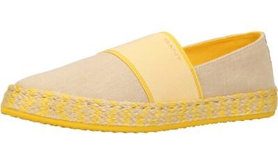 Gant Espadrille »Textil« kaufen