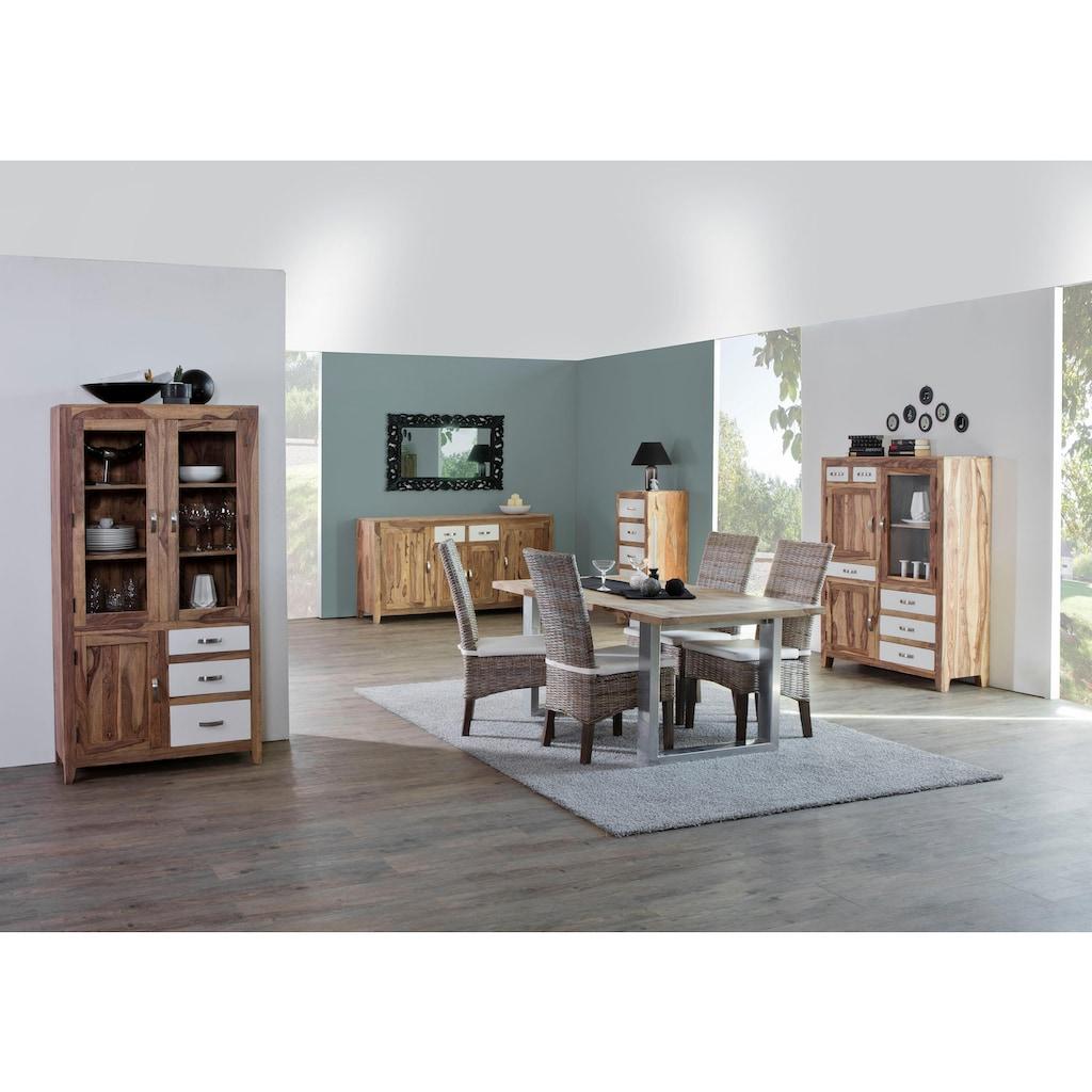 Gutmann Factory Sideboard »Vienna«, mit 4 Türen und 2 Schubladen, Breite 178 cm