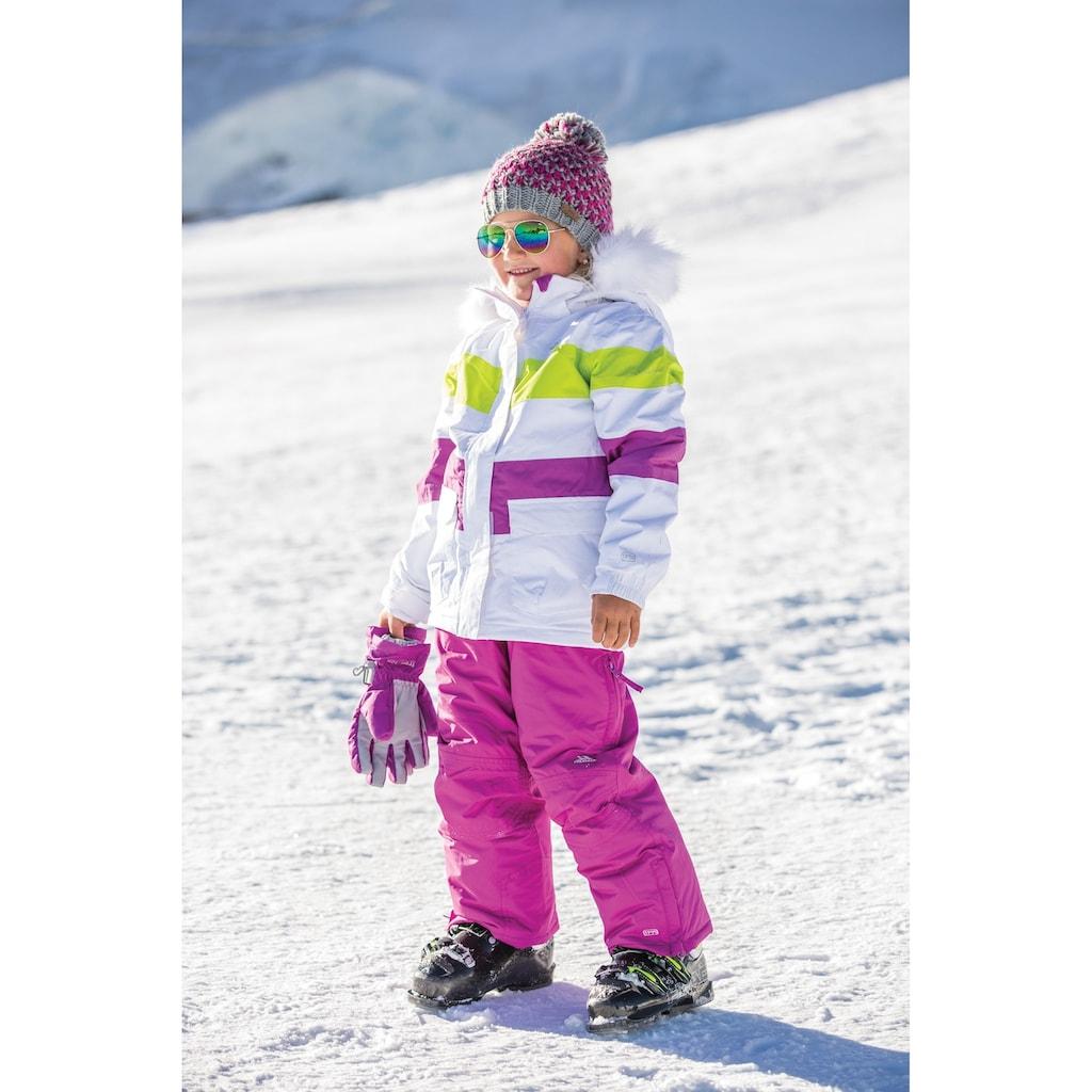 Trespass Skijacke »Kinder / Mädchen Hawser«