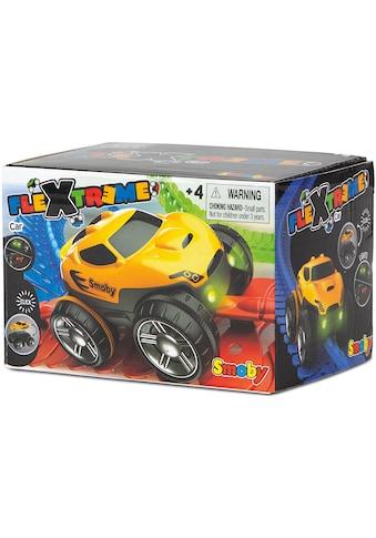 """Smoby Rennbahn - Auto """"Flextreme Rennauto, gelb"""" kaufen"""