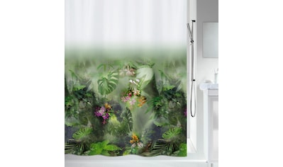 spirella Duschvorhang »Jungle«, Breite 180 cm, Höhe 200 cm kaufen
