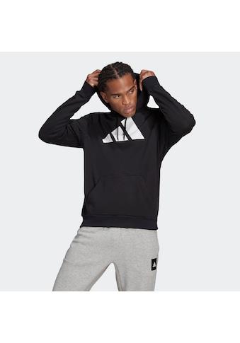 adidas Performance Kapuzensweatshirt »ADIDAS SPORTSWEAR BADGE OF SPORT« kaufen