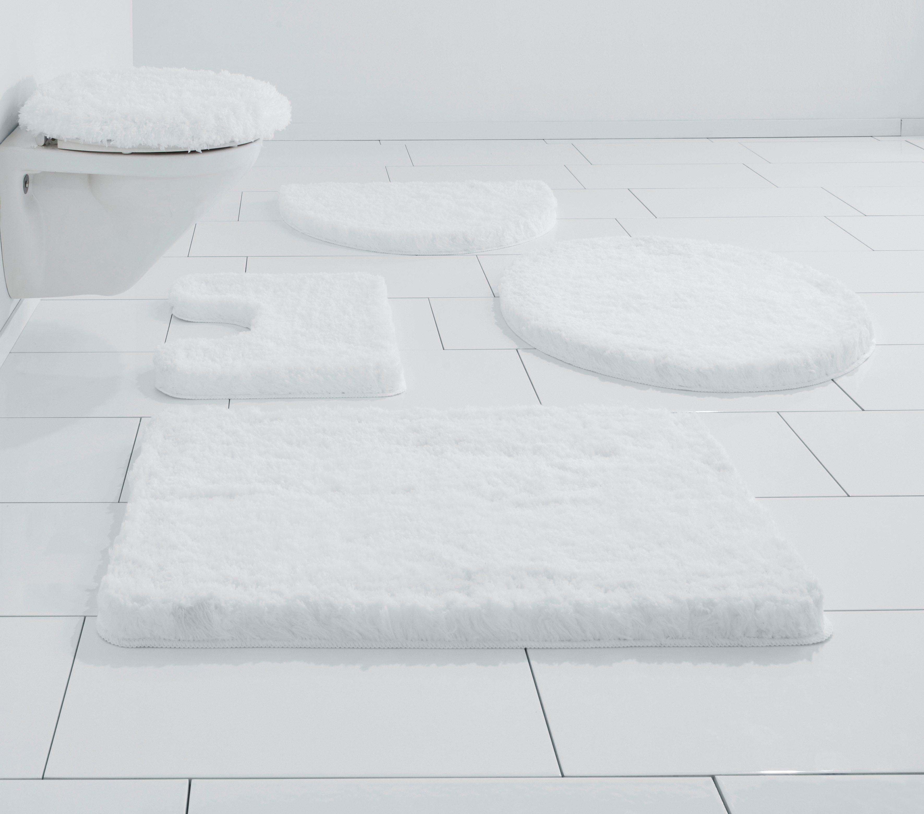 Badematte Micro exclusiv Guido Maria Kretschmer Home&Living Höhe 55 mm strapazierfähig