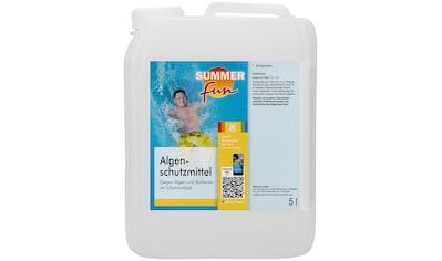 SUMMER FUN Wasserpflege »Algenschutzmittel schaumarm«, 5 l kaufen